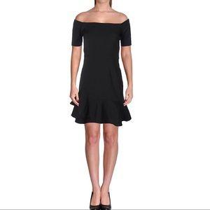 Dresses & Skirts - Black Dress Sheath Off Shoulders CLASSIC Piece